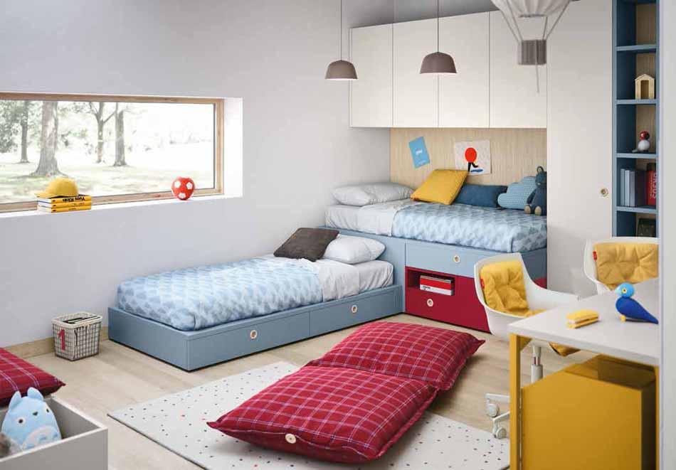Battistella Camerette – 3132 Kids Ponte – Benefit Arredo Moderno
