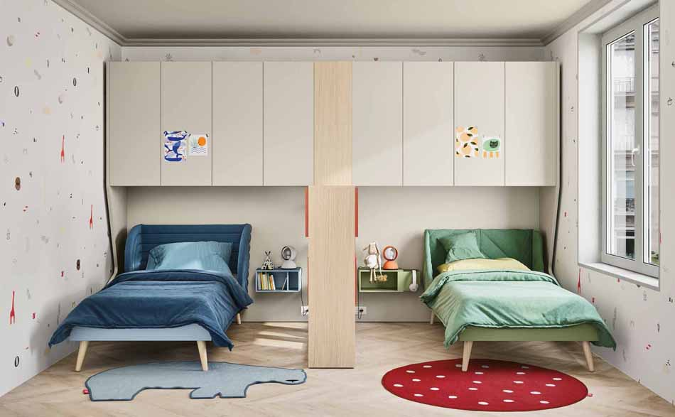Battistella Camerette – 3142 Kids Ponte – Benefit Arredo Moderno