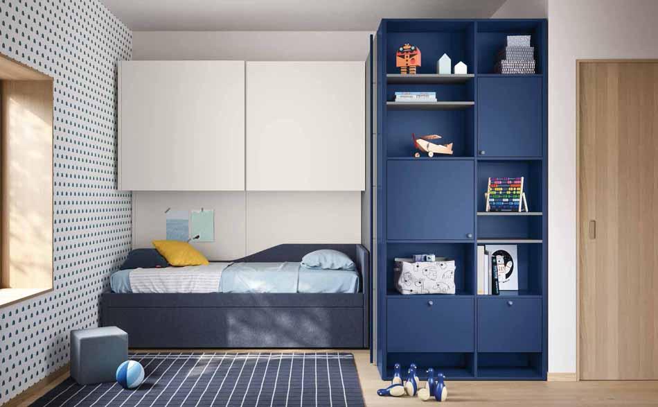 Battistella Camerette – 3157 Kids Ponte – Benefit Arredo Moderno