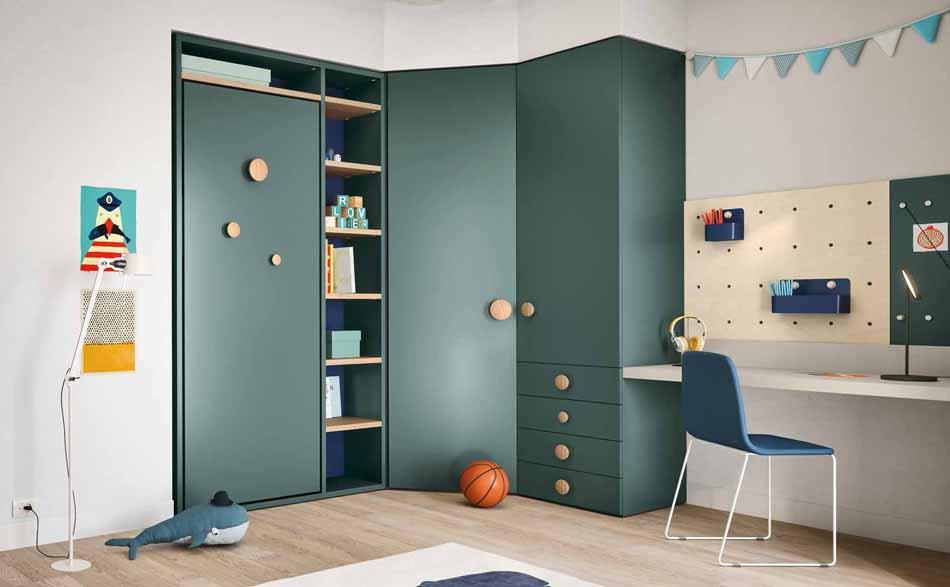 Battistella Camerette – 3182 Kids Soppalco – Benefit Arredo Moderno