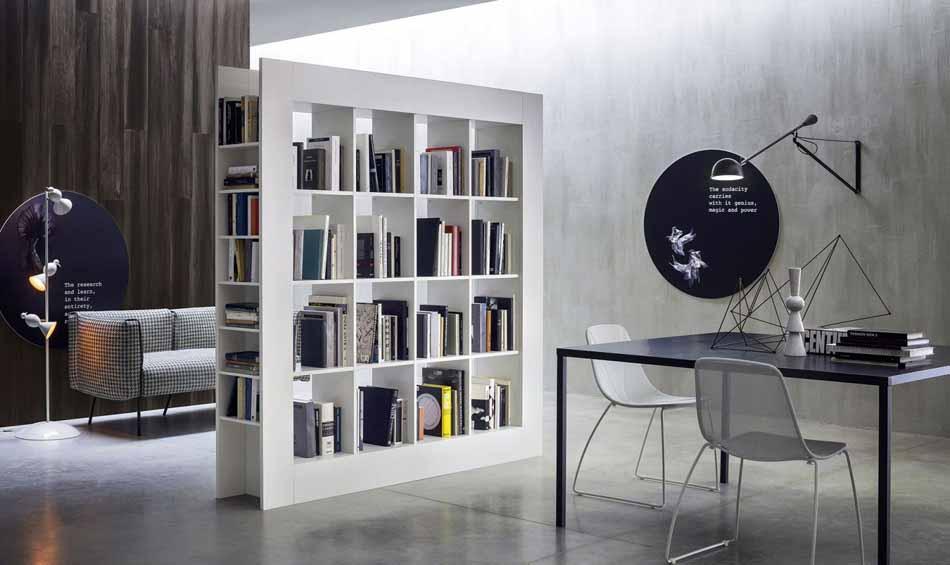 Cinquanta2914 – 17 Zona Giorno Librerie – Benefit Arredo Moderno