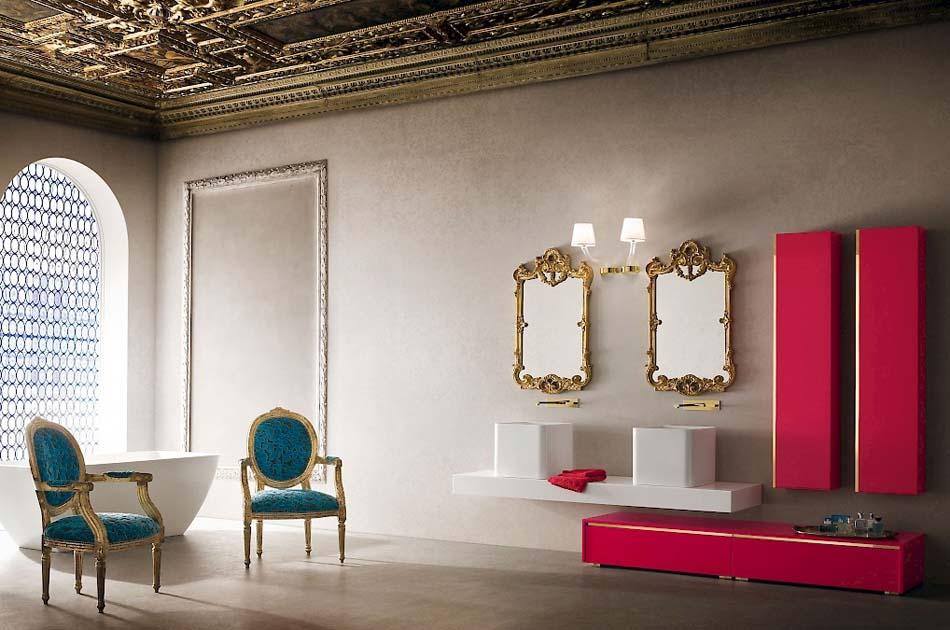 Compab Arredo Bagno Jacana Luxury 5743 Lavandini – Benefit Arredo Moderno News – 101