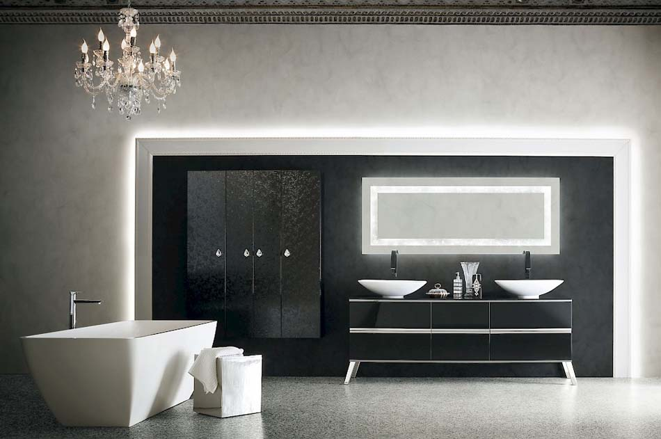 Compab Arredo Bagno Jacana Luxury 5745 Lavandini – Benefit Arredo Moderno News – 103