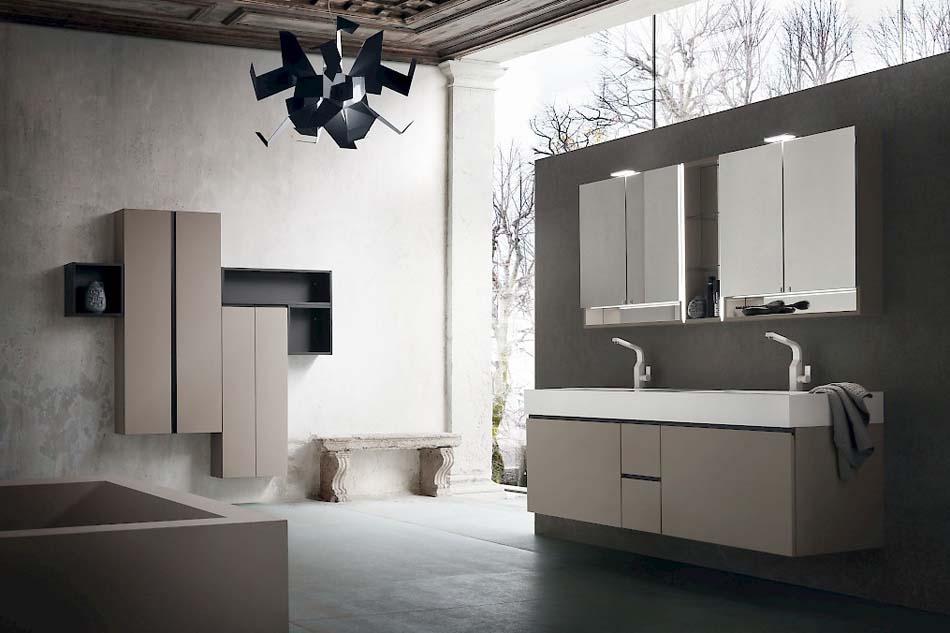 Compab Arredo Bagno Jacana Luxury 5747 Lavandini – Benefit Arredo Moderno News – 105