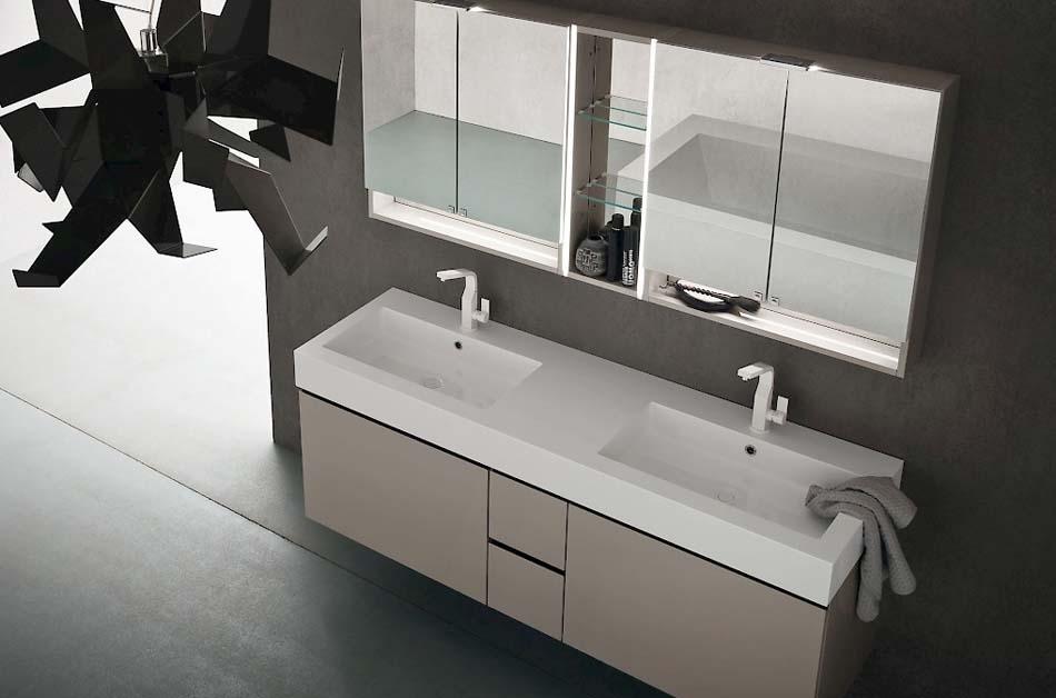 Compab Arredo Bagno Jacana Luxury 5748 Lavandini – Benefit Arredo Moderno News – 106