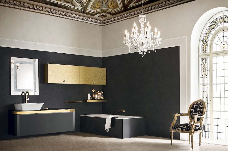 Compab Arredo Bagno Jacana Luxury – Benefit Arredo Moderno News – 5722