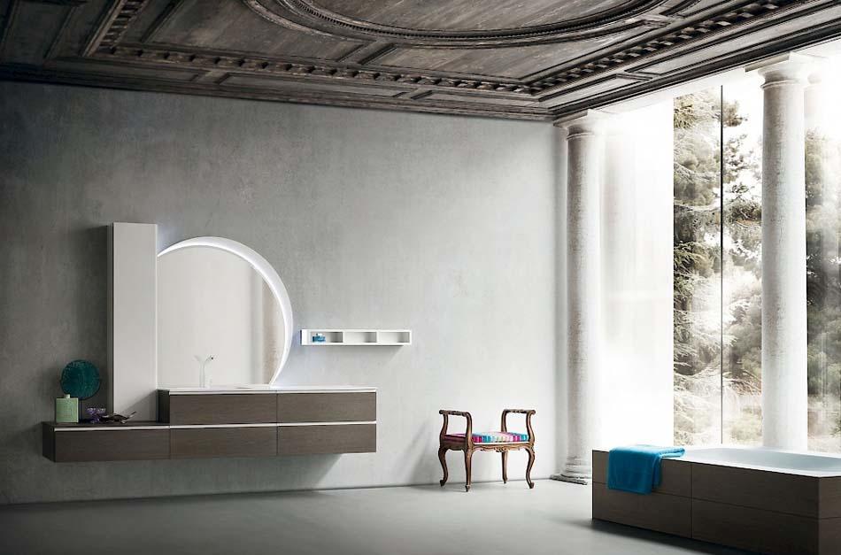 Compab Arredo Bagno Jacana Luxury – Benefit Arredo Moderno News – 5740