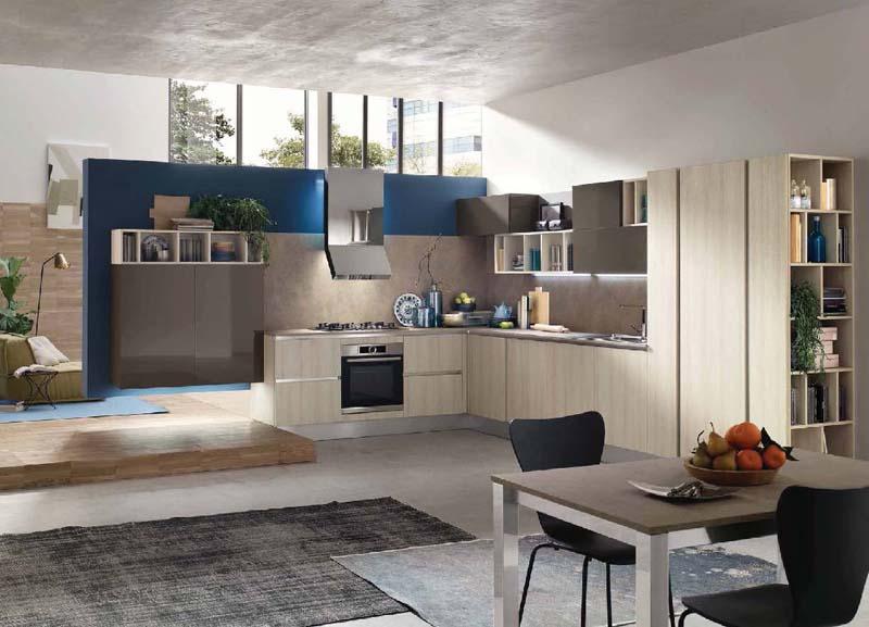 Forma La Cucina Blues 0277 – Benefit Arredo Moderno