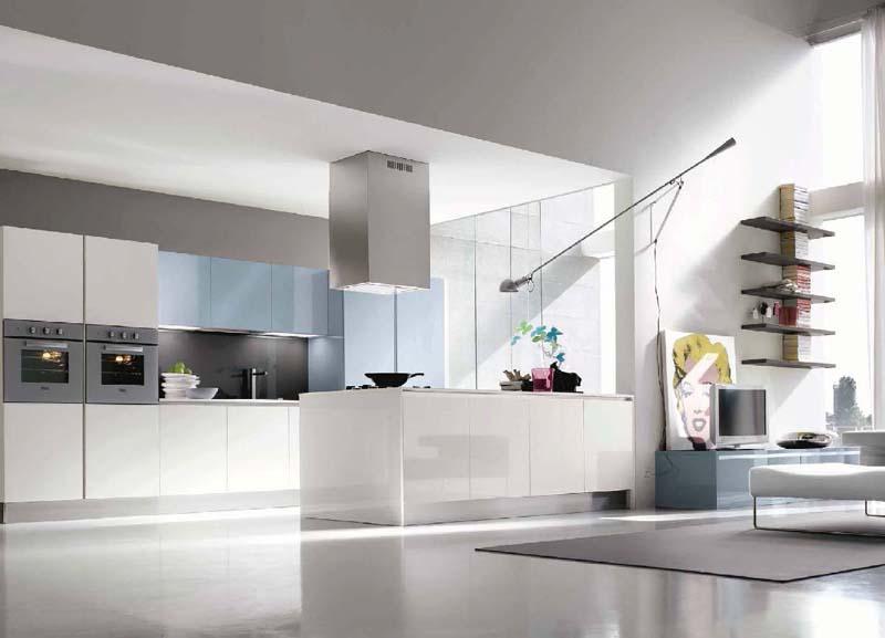 Forma La Cucina Blues 0281 – Benefit Arredo Moderno