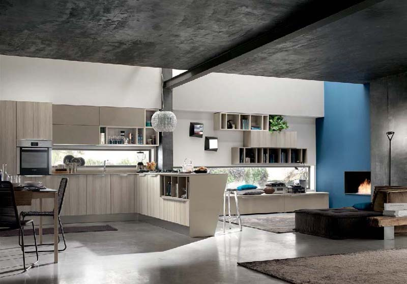 Forma La Cucina Colibri 0292- Benefit Arredo Moderno
