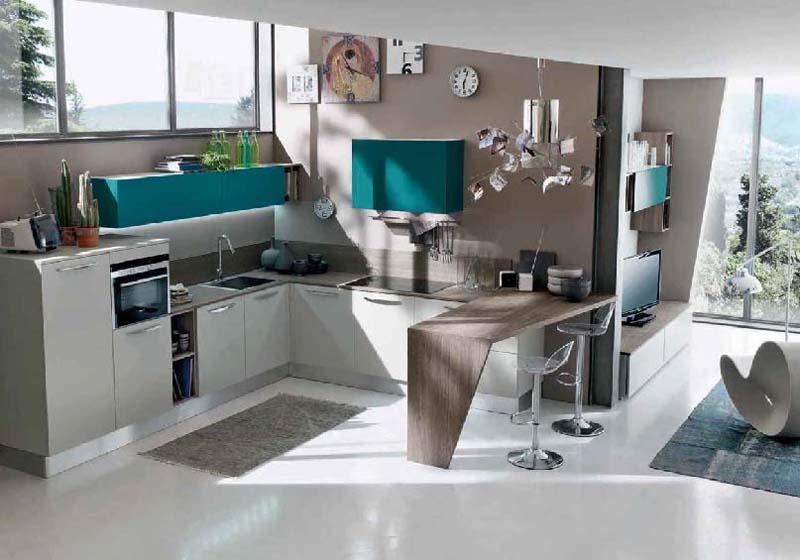 Forma La Cucina Fantasia 0297- Benefit Arredo Moderno