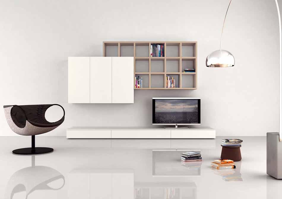 Novamobili 2274 Living Pareti Attrezzate – Benefit Arredo Moderno