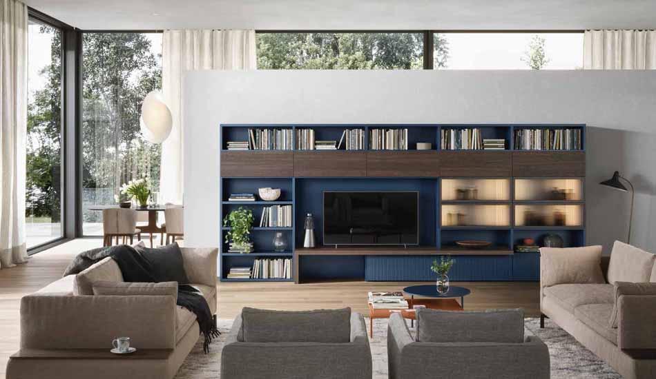 Novamobili 2275 Living Ideals – Benefit Arredo Moderno