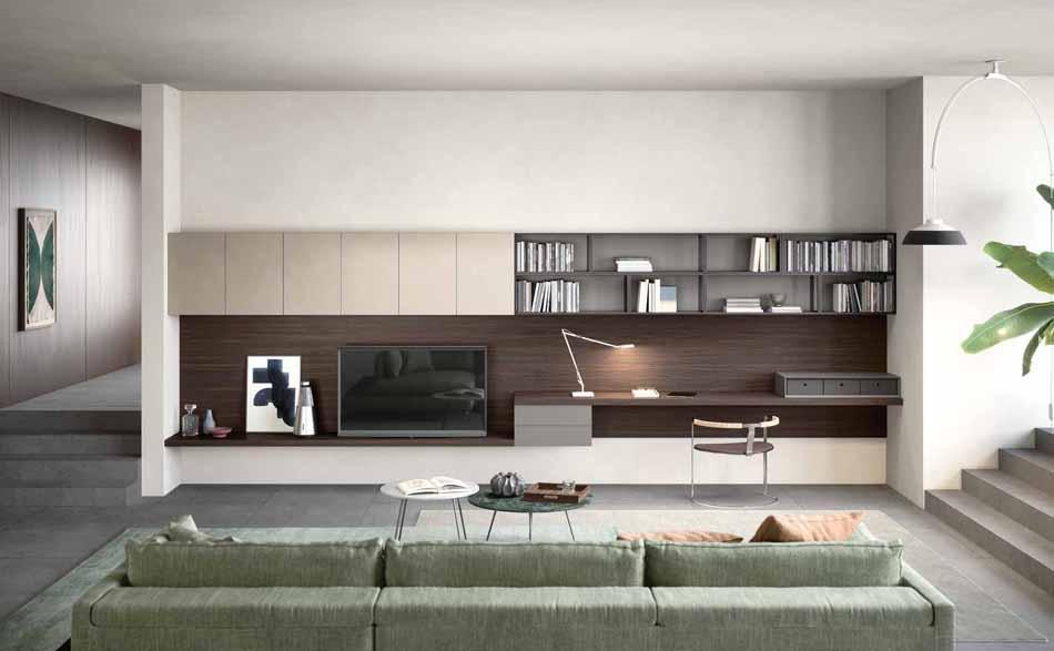 Novamobili 2278 Living Ideals – Benefit Arredo Moderno