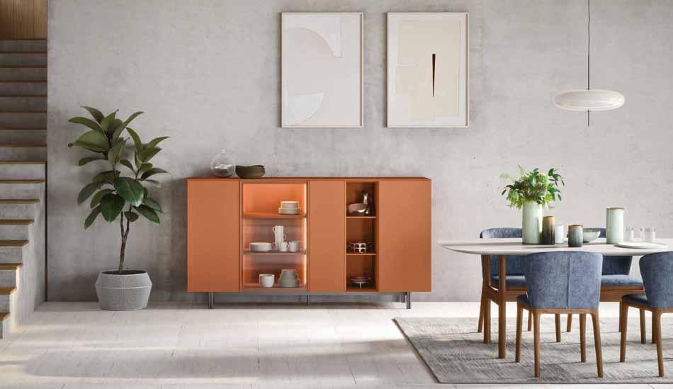 Novamobili 2283 Living Ideals – Benefit Arredo Moderno