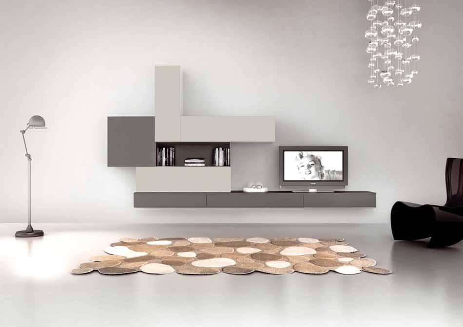 Novamobili 2288 Living Pareti Attrezzate – Benefit Arredo Moderno