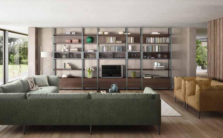 Novamobili 2295 Living Ideals – Benefit Arredo Moderno