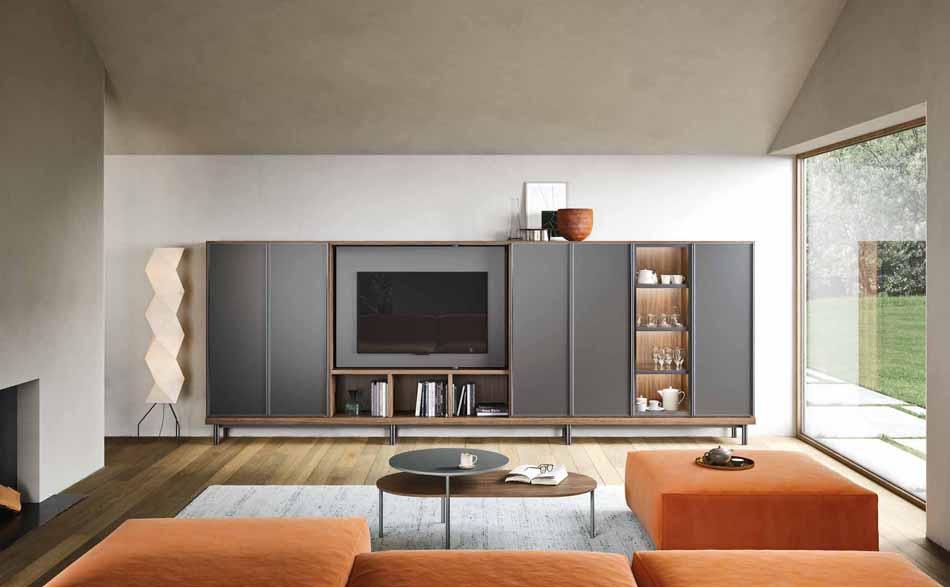 Novamobili 2301 Living Ideals – Benefit Arredo Moderno