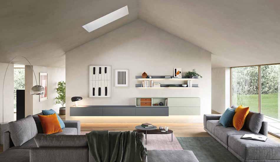 Novamobili 2304 Living Ideals – Benefit Arredo Moderno