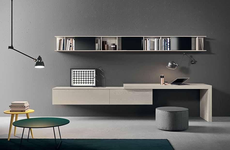 Novamobili 2306 Living Pareti Attrezzate – Benefit Arredo Moderno
