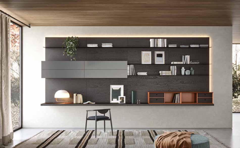 Novamobili 2307 Living Ideals – Benefit Arredo Moderno