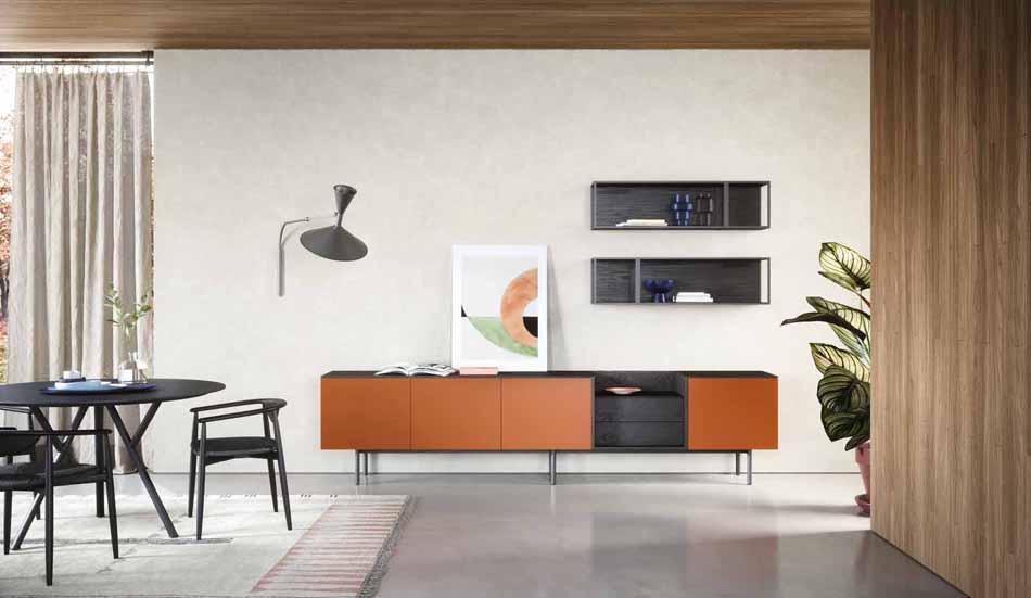 Novamobili 2310 Living Ideals – Benefit Arredo Moderno