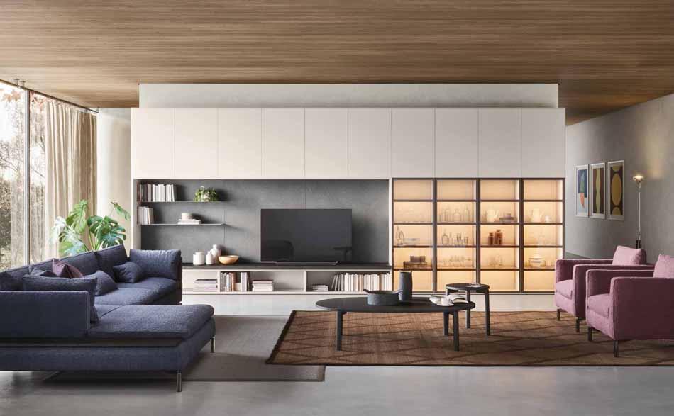 Novamobili 2313 Living Ideals – Benefit Arredo Moderno