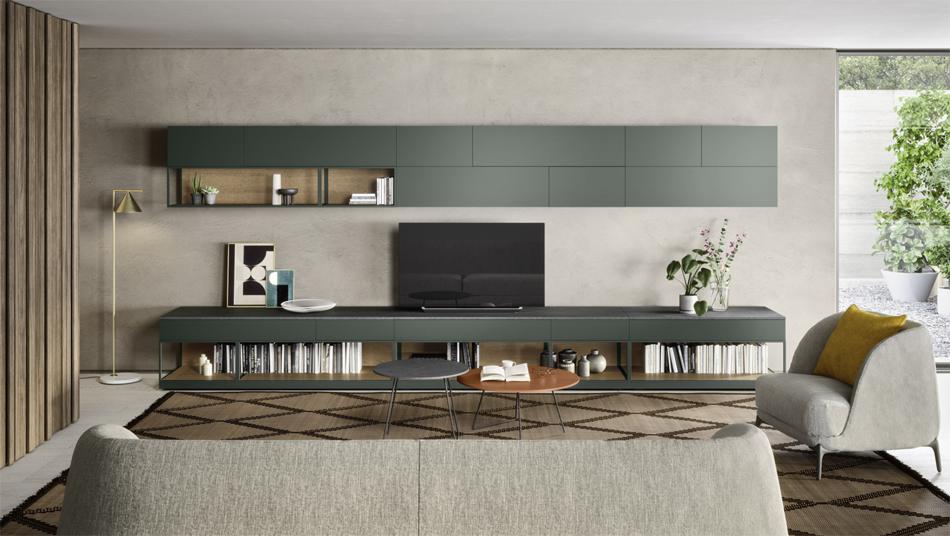 Novamobili 2319 Living Ideals – Benefit Arredo Moderno