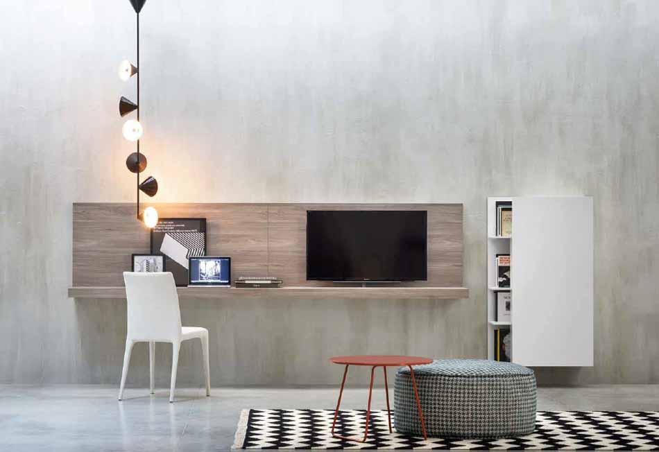 Novamobili 2321 Living Pareti Attrezzate – Benefit Arredo Moderno