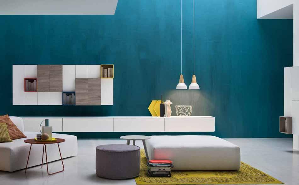 Novamobili 2326 Living Pareti Attrezzate – Benefit Arredo Moderno
