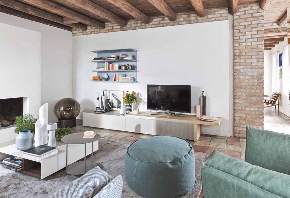 Novamobili 2327 Living Ideals – Benefit Arredo Moderno
