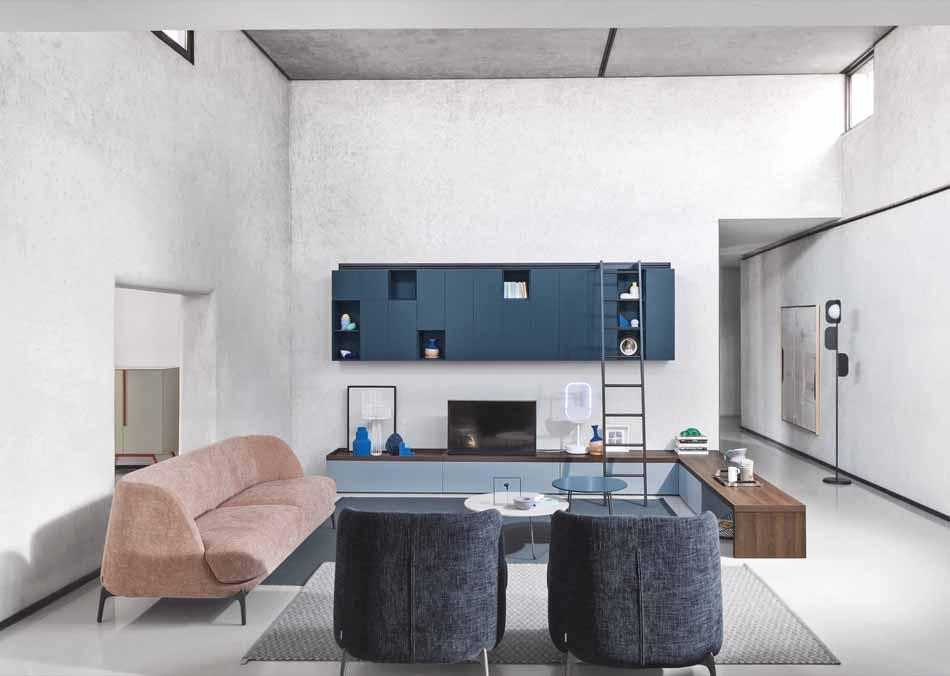 Novamobili 2331 Living Ideals – Benefit Arredo Moderno