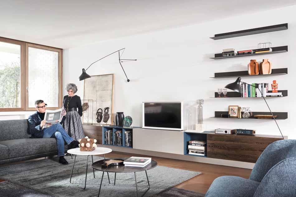 Novamobili 2337 Living Ideals – Benefit Arredo Moderno