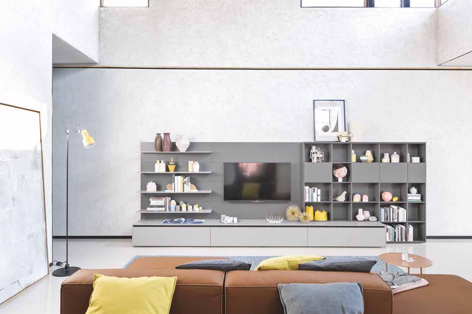 Novamobili 2341 Living Ideals – Benefit Arredo Moderno