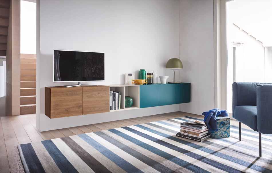 Novamobili 2343 Living Ideals – Benefit Arredo Moderno