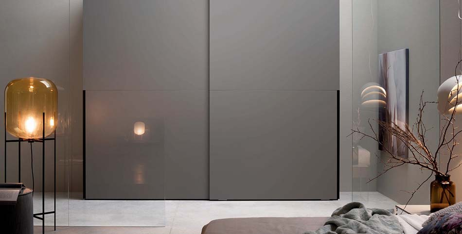 Novamobili armadio Scorrevole Picture- Benefit Arredo Moderno