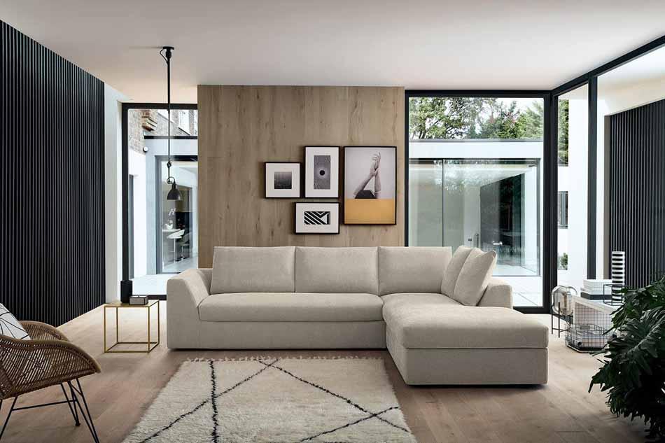 Salotti Felis 4167- Divani Aston – Benefit Arredo Moderno