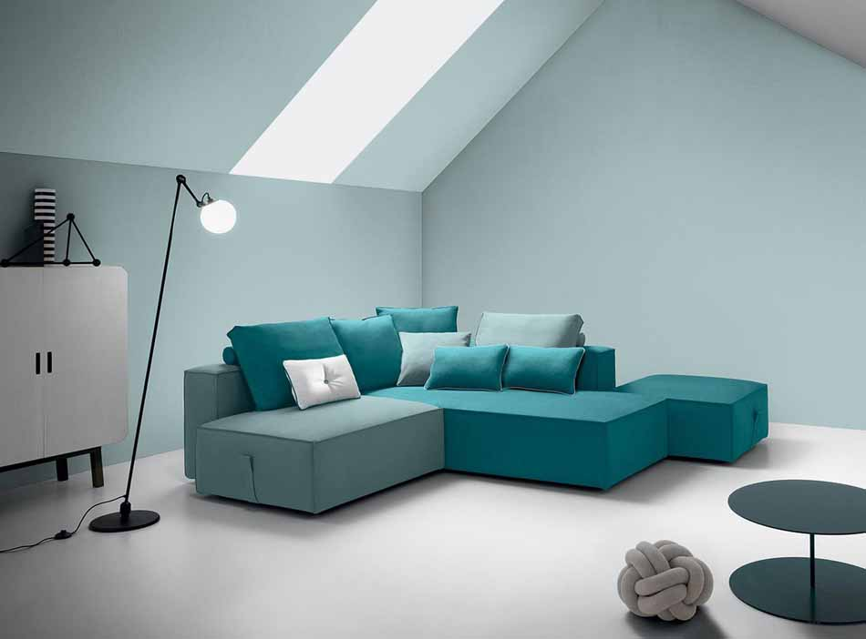 Salotti Felis 4171- Divani Bubble – Benefit Arredo Moderno