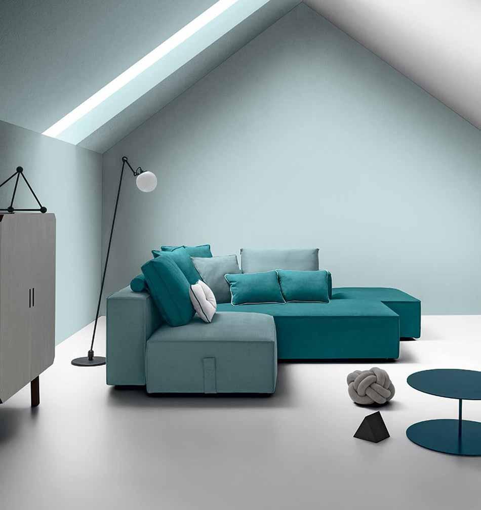 Salotti Felis 4196- Divani Bubble – Benefit Arredo Moderno